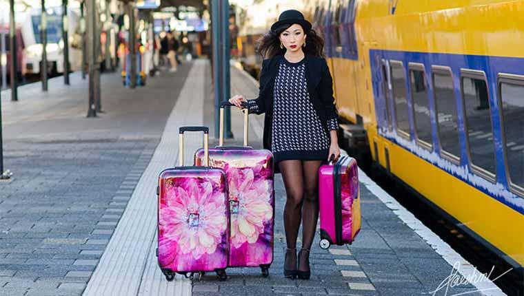 Kinh nghiệm chọn mua vali kéo