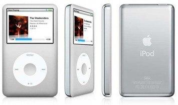 Máy nghe nhác iPod