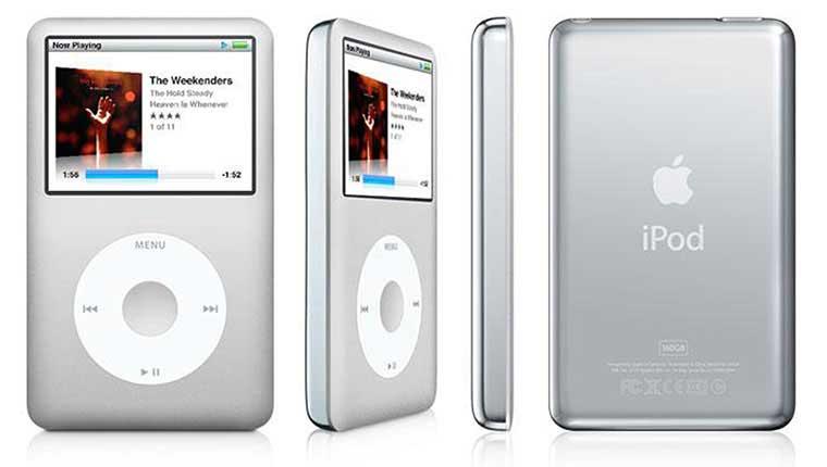 Máy nghe nhạc Apple iPod Classic