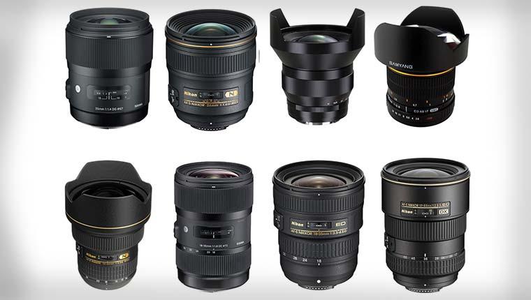 Cách chọn ống kính máy ảnh phù hợp