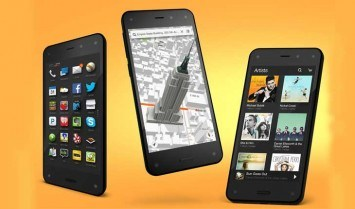 Điện thoại Amazon Fire phone