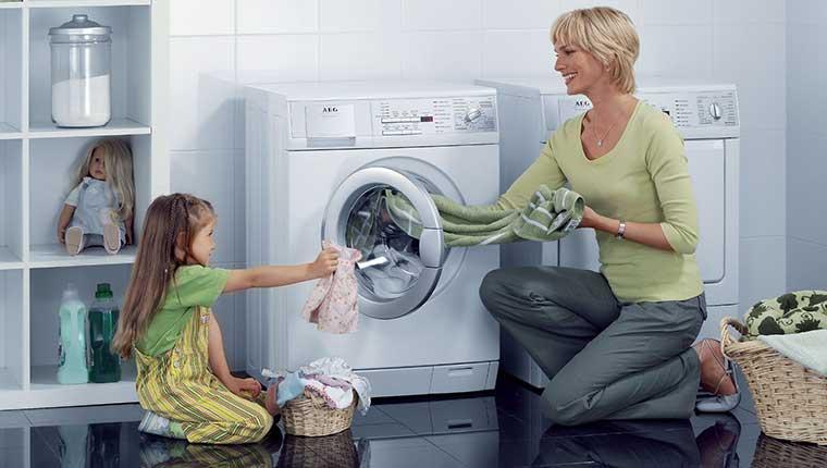 Chọn mua máy giặt