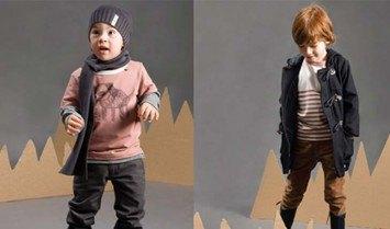 Áo măng tô cho trẻ em