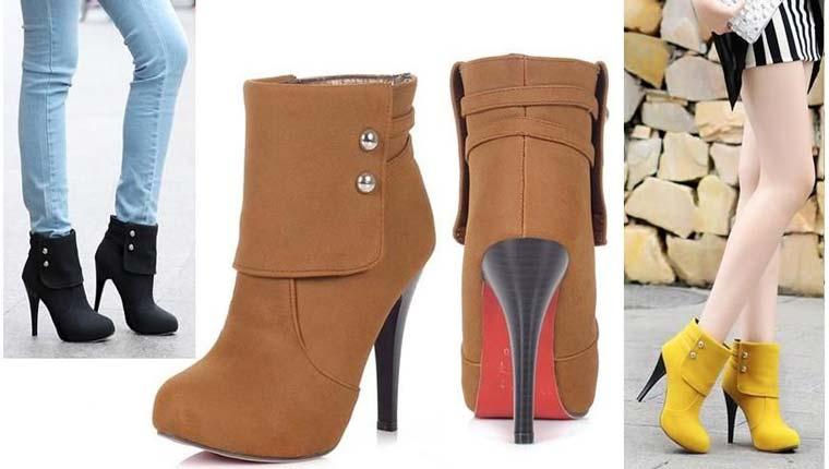 Chọn boot nữ đẹp