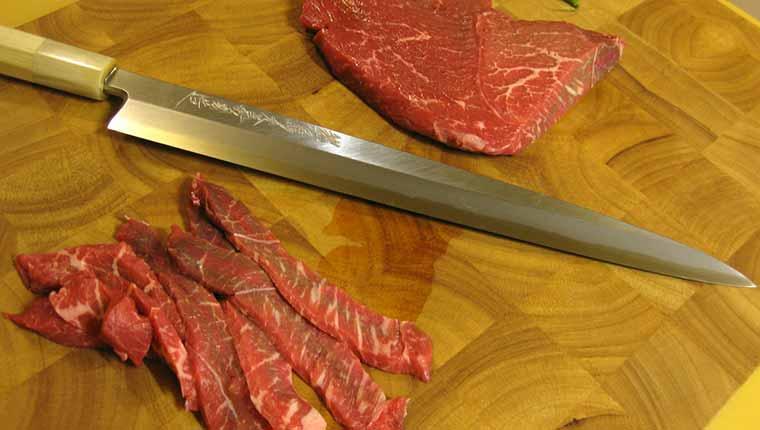 Chọn mua dao bếp