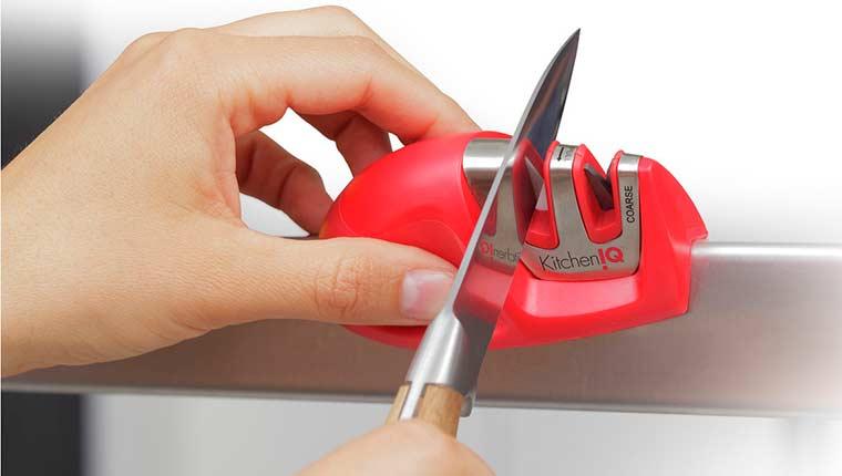 Dụng cụ mài dao nhà bếp Grip KitchenIQ Edge 2