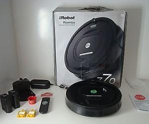 iRobot Roomba 770 công nghệ hút bụi AeroVAc Series 2
