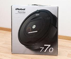 iRobot Roomba 770 có 3 chế độ làm sạch