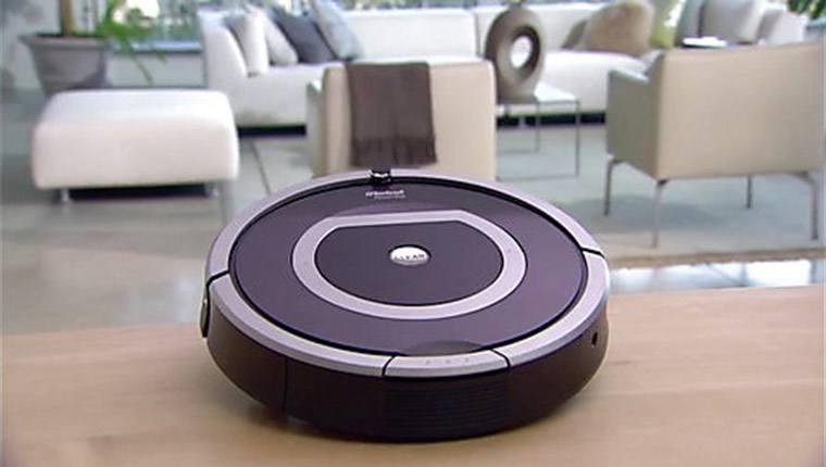 iRobot Roomba 770 máy hút bụi
