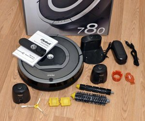 irobot roomba 780 kit