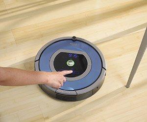 Roomba 790 với cảm biến thông minh