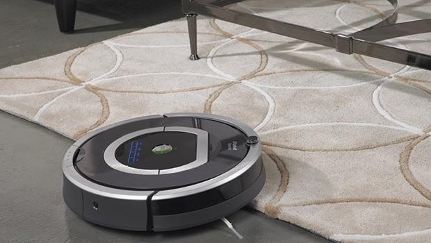 Dòng robot hút bụi seri Roomba 700 cung cấp các tính năng cải tiến và tân tiến của hãng iRobot