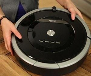 iRobot Roomba 870 loại bỏ bụi bẩn cao