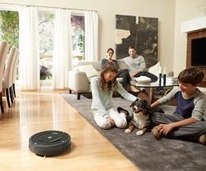 iRobot Roomba 870 dễ dàng làm viêc