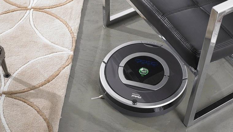 iRobot Roomba 770 nhà sạch sẽ