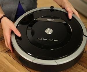 Roomba 880 máy hút bụi