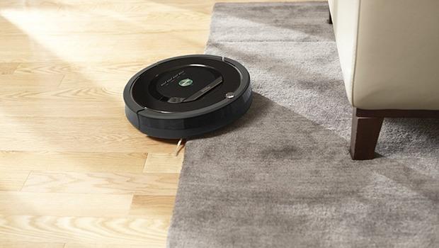 Roomba sự lựa chọn cho sàn nhà luôn sạch mát