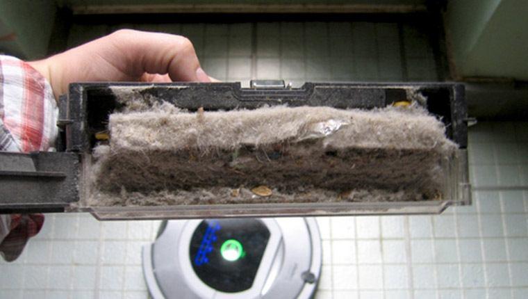 iRobot Roomba 880 sàn nhà sạch mát