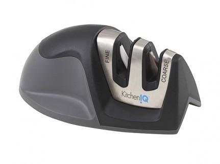 máy mài dao chuyên nghiệp KitchenIQ 50009 Edge Grip 2 Stage Knife Sharpener