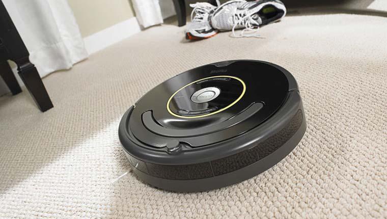 iRobot Roomba 650 tường ảo thông minh