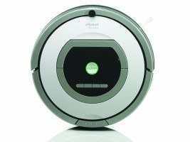 Irobot Roomba 760 công nghệ làm sạch thông minh