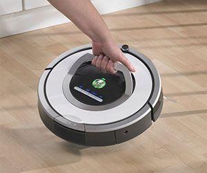 iRobot Roomba 760 có thể làm sạch khá tốt