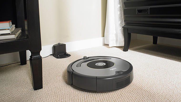Máy hút bụi roomba sàn nhà luôn sạch sẽ