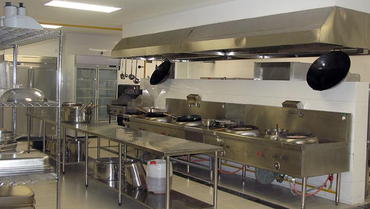 Nhà hàng bếp á
