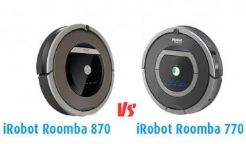 iRobot Roomba 870 và 770