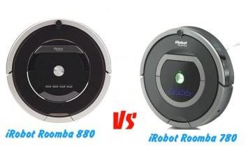iRobot Roomba 880 và 780