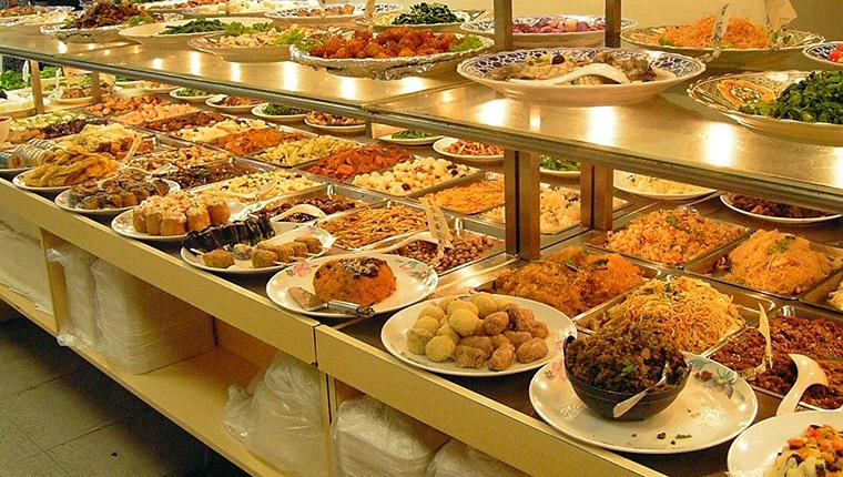 Soạn và phân chia thực phẩm