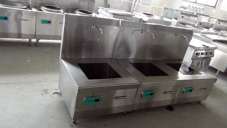 Bếp từ công nghiệp nhà hàng