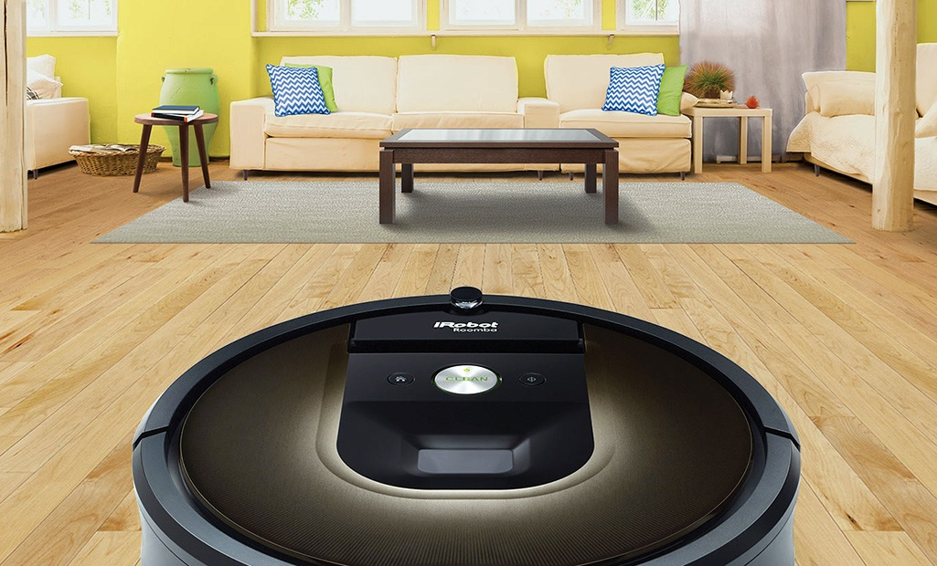 iRobot Roomba 980 thế hệ mới