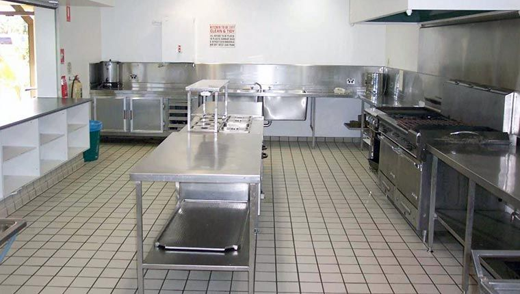 Cách vệ sinh bếp gas công nghiệp