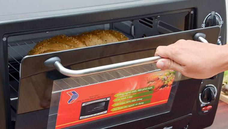 Sử dụng lò nướng đúng cách
