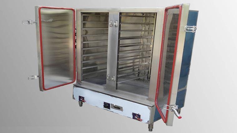 Tủ nấu cơm công nghiệp có nhiều tác dụng