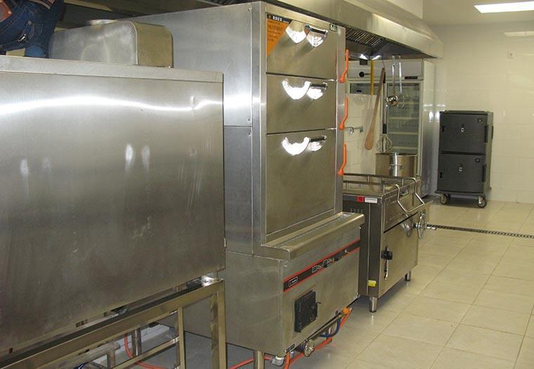 Tác dụng của tủ nấu cơm công nghiệp