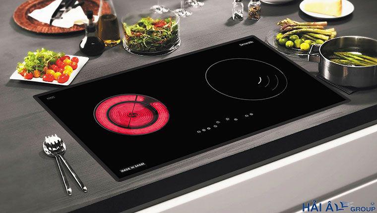 thiết bị bếp hồng ngoại