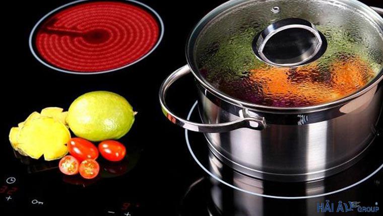 hướng dẫn sử dụng bếp hồng ngoại