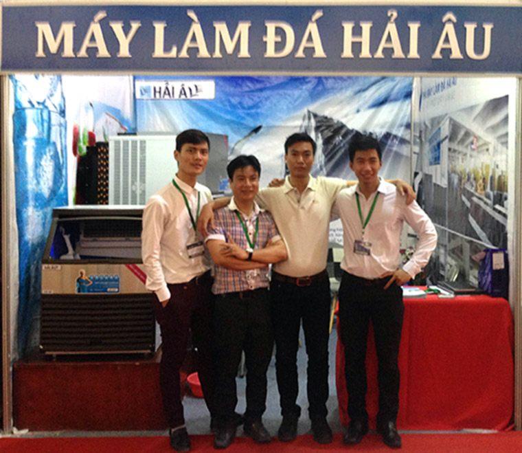 hải âu việt nam tham gia triển lãm vietnam expo