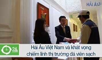 máy đá viên hải âu trên báo 24h.com.vn