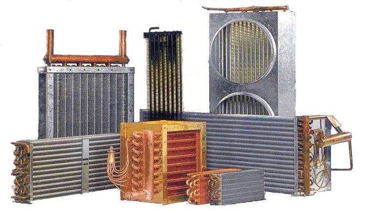 Các loại dàn lạnh công nghiệp