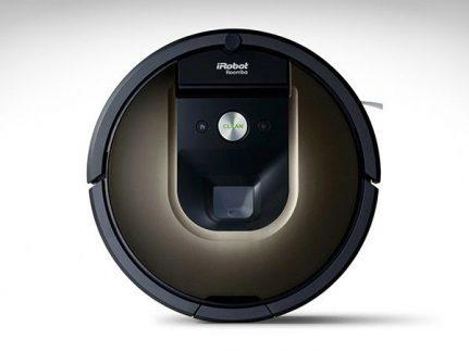máy hút bụi iRobot Roomba 980