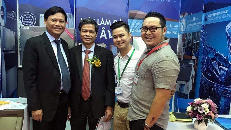 Tập Đoàn Hải Âu tham gia Hội chợ VIETNAM EXPO 2016