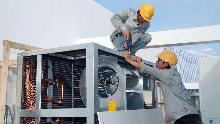 Những vấn đề cần quan tâm khi lắp đặt hệ thống lạnh