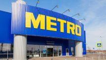 Máy làm đá Hải Âu tại Metro