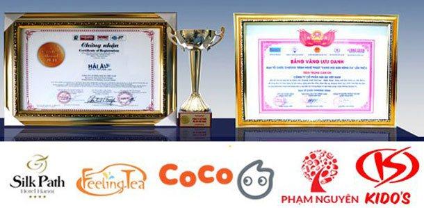 giải thưởng hải âu group