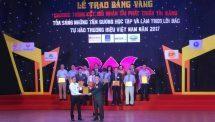 Hải Âu Top 10 Thương Hiệu Nổi Tiếng Đất Việt 2017