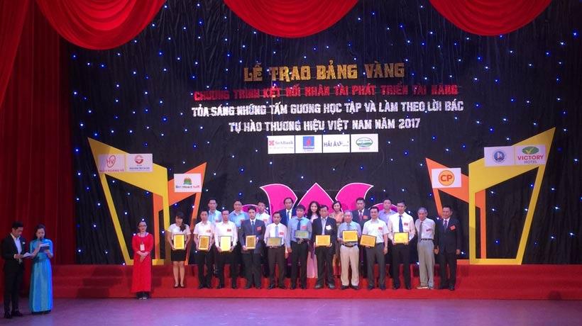 top 10 thương hiệu Việt Nam