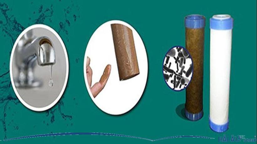Dấu hiệu cần vệ sinh thay thế lõi lọc